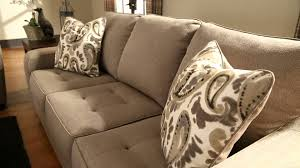 ashley furniture homestore arietta sofa youtube