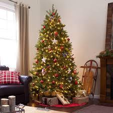 dunhill fir artificial tree lights decoration