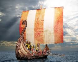 viking longship lord zsezse works paper models drivethrurpg com