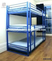 Three Tier Bunk Bed Bunk Beds For Sale Kulfoldimunka Club