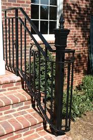 Outdoor Banisters And Railings Exterior Railings Antietam Iron Works