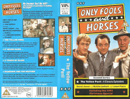 Only Fools And Horses The Chandelier Vhs Only Fools And Horses The Yellow Peril Bbc Uk