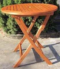 small round wood garden table starrkingschool