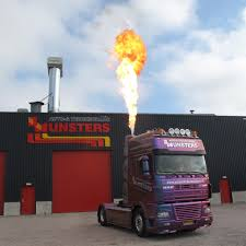 volvo trucks holland daf xf super space cab munsters deurne nederland losse trekkers