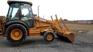 119122630 case 580 super m loader backhoe 4x4 cab std hoe 4130