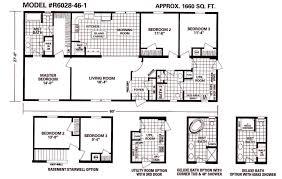 Floor Plans For Mobile Homes by Wonderful Modular Home Additions Floor Plans 6 Cute Schult