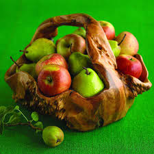 basket of fruit root basket of fruit the green