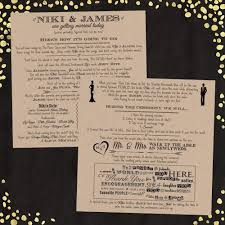 Wedding Program Outline Template Top 10 Best Wedding Programs To Buy Online