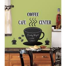 coffee themed kitchen canisters coffee cafe kitchen wall decor