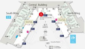 Airport Terminal Floor Plans by Narita International Airport Floor Guide Live Japan