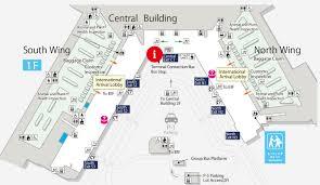 Airport Terminal Floor Plans Narita International Airport Floor Guide Live Japan