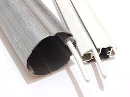 accessori tende da sole esterne in pvc per rullo e terminale tenda
