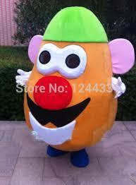 Potato Head Halloween Costume Buy Wholesale Potato Head Mascot Costume China