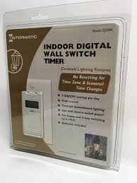 Comforday Digital Timer 7 Day by New Intermatic Ej500c Indoor Digital Wall Switch Timer New In Box