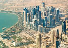 Doha Map Visit Qatar Discover A Unique Destination
