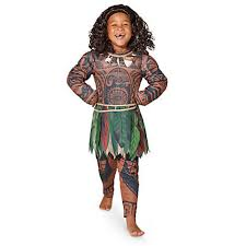 Beauty Beast Halloween Costumes Kids Disney Pulled Offensive U0027moana U0027 Costume U0027s