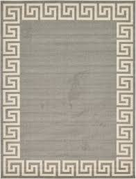 Modern Pattern Rugs by Modern Greek Design Border Area Rug Contemporary Large Soft Carpet