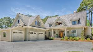 low country style house plans home plan homepw77020 3238 square 4 bedroom 4 bathroom low