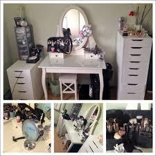Diy Makeup Vanity With Lights Bedroom Amazing Modern Makeup Vanity Makeup Desk Vanity Cosmetic