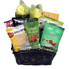 healthy snack gift basket get well with healthy snack my baskets toronto