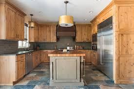 Knotty Kitchen Cabinets Knotty Pine Cabinets Kitchen Traditional With Alder Alder