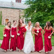 fall bridesmaid dress color ideas wedding short dresses