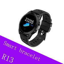 oled bracelet images R13 fitbit smart bracelet oled color screen heart rate monitor jpg