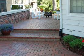 Patio Pavers Ta Exterior Front Porch Decoration Using Paver Patio Step