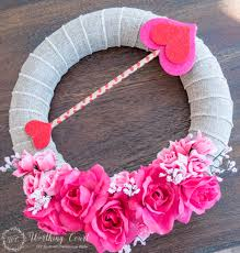 9 diy valentine wreaths to fill your space with charm u2014 eatwell101