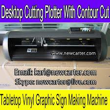 vinyl sign cutter plotter contour cutting plotter adhesive vinyl
