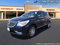 used 2017 buick enclave for sale lubbock tx stock hj161924