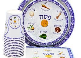 sedar plates disposable seder plates 25 pack the dreidel company
