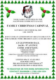 november 2009 u2013 glenwood community league