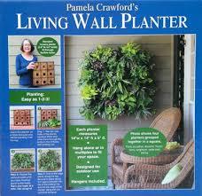 building a living wall garden