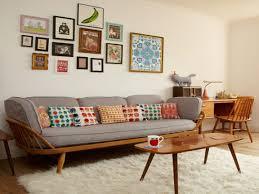 living room ottoman ideas vintage living room vintage modern