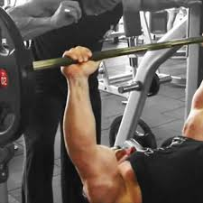 Ronnie Coleman Bench by Marcus Ruhl Barbell Bench Press