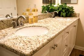 giallo ornamental granite vanity tops 3494 giallo ornamental