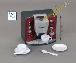 bosch kinderküche zubehör bosch mini kinder kaffeemaschine mit sound theo klein 9569