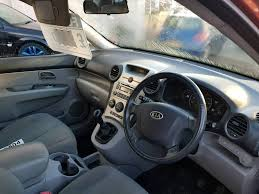 2009 09 kia karens 7 seat model cheap 2009 car in south shields