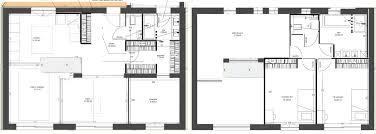 plan cuisine ouverte sur salon luxe plan cuisine ouverte frais idées de décoration