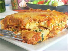 recettes cuisines faciles lasagne à la bolognaise recette facile le cuisine de samar