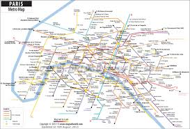 Mexico City Metro Map by Metro Map