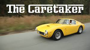 250 gt swb the 250 gt swb deserves a special caretaker