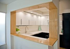 modern bamboo kitchen houzz