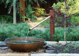 Outdoor Water Features With Lights by Outdoor Water Fountains Landscape Mediterranean With Ornate