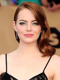 emma stone natural hair celebrity redheads who don t naturally have red hair people com