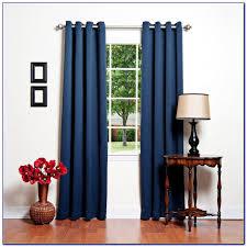 Blackout Navy Curtains Navy Blackout Curtains Ireland Curtain Home Decorating Ideas