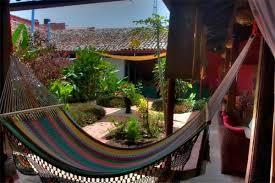 Backyard Hostel Granada Nicaragua Backyard by Hostal El Momento Granada Nicaragua