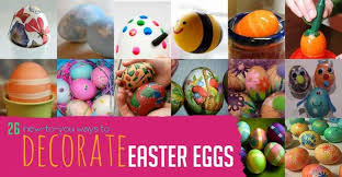Decorating Easter Eggs With Silk by 26 New Ways To Decorate Those Easter Eggs