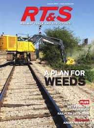 rt u0026s january 2016 by railway track u0026 structures issuu